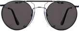 Randolph P-3 Flip Set Sunglasses