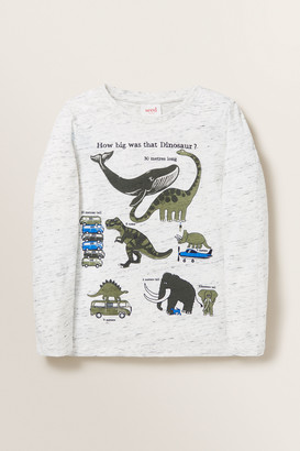 Seed Heritage How Big Was Dino Tee