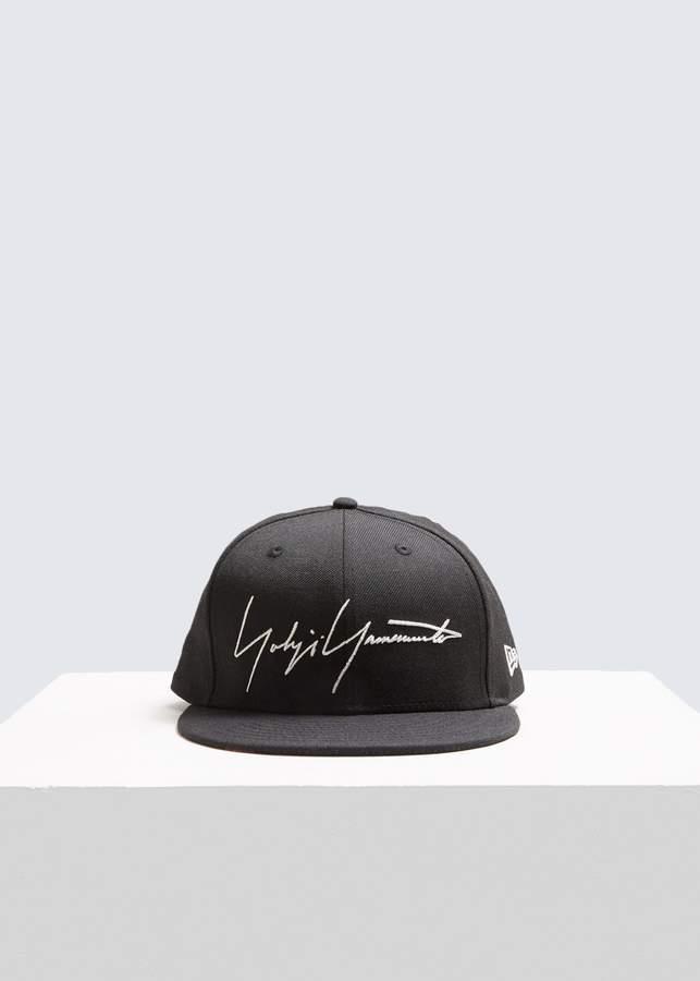 Yohji Yamamoto 59 Fifty Logo Hat