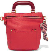 Anya Hindmarch Orsett Mini Textured-leather Tote - one size