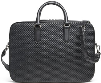 Ermenegildo Zegna PELLETESSUTA briefcase