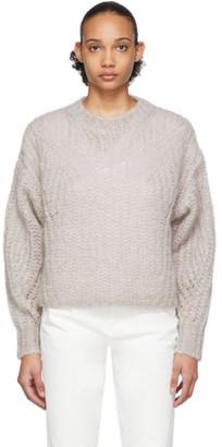 Isabel Marant Grey Inko Sweater