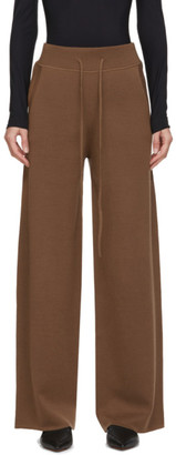 Max Mara Brown Kenya Lounge Pants