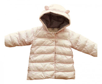 Petit Bateau Pink Synthetic Jackets & Coats