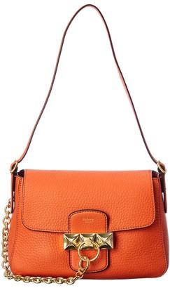 Mulberry Leather Shoulder Bag