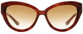 Moschino Women&s Cateye Sunglasses