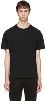 Valentino Black rockstud Untitled 09 T-shirt