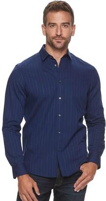 Apt. 9 Men's Regular-Fit No-Iron Stretch Button-Down Shirt