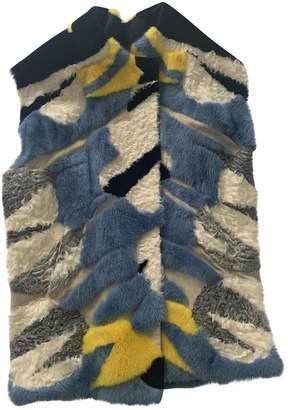Vionnet Multicolour Mink Jackets