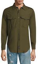Rag & Bone Crawford Long Sleeve Shirt