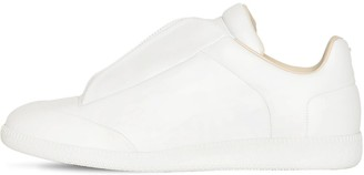 Maison Margiela Future Leather Low Top Sneakers