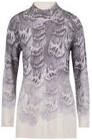 Olsen Mockneck Long Sleeve Tunic