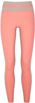 Vaara Flo Pink Striped Leggings