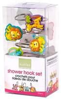 Kushies Baby Jungle Themed Shower Hooks, 4-Piece