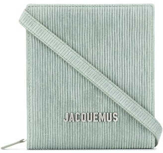 Jacquemus Le Gadjo strapped wallet