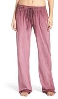 Daniel Buchler Washed Cotton Pants