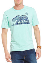 Daniel Cremieux Jeans Bear Graphic Crewneck Short-Sleeve Tee
