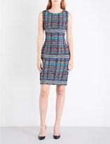 St. John Dara tweed dress