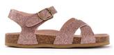 Bonton Sale - Glitter Cross Sandals