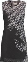 3.1 Phillip Lim Embroidered organza mini dress