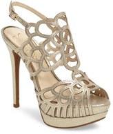 Jessica Simpson Women's Weslynn Cutout Platform Sandal