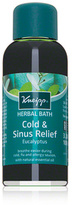 Kneipp Eucalyptus Cold and Sinus Relief Herbal Bath