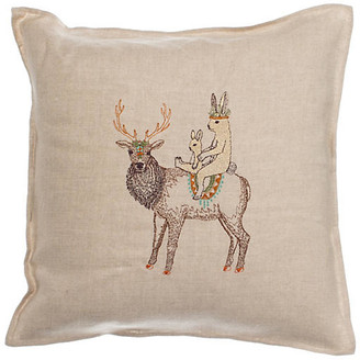 Coral & Tusk Keeper 16x16 Pillow