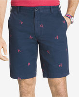 Izod Men's Novelty Printed Cotton Shorts