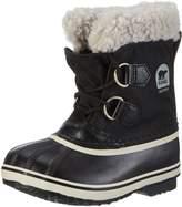 Sorel Boys' Yoot Pac Nylon Waterproof Winter Boot 5 M US