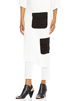 IC Collection Asymmetrical Wrap Front Pant