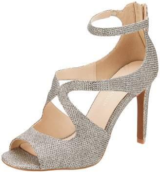 Karen Millen Women's Ella Night Ankle Strap Heels