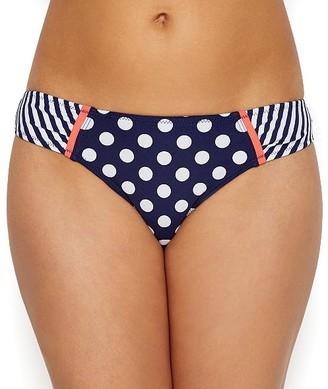 Pour Moi? Pour Moi Sea Breeze Spot Bikini Bottom