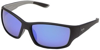 Maui Jim Local Kine (Shiny Black/Grey/Maroon/Neutral Grey) Fashion Sunglasses