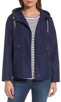Women's Caslon Short Hooded Jacket