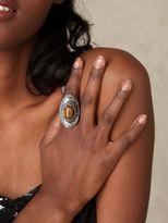 Free People Eye of Tiger Stone Ring