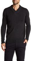 Autumn Cashmere Surplice Neck Sweater