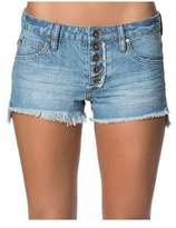 O'Neill Women's Nora Denim Short - Avalon Wash Shorts