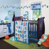 Lambs & Ivy Lambs and Ivy Alpha Baby 4-pc. Crib Set