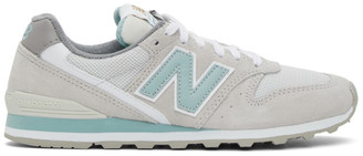 New Balance Beige 996 Sneakers