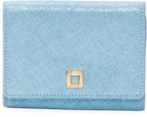 RFID Leather Accordion Card Case