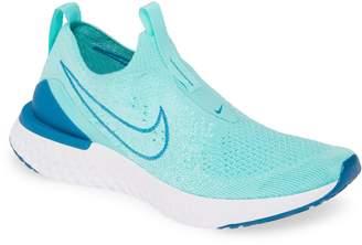 Nike Epic Phantom React Flyknit Running Shoe