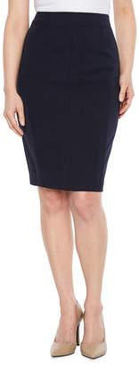 WORTHINGTON Worthington High Waisted Essential Suiting Pencil Skirt