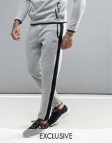 Ellesse Sport Joggers With Panels In Skinny Fit