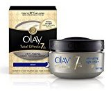 Olay Total Effects Night Firming Facial Moisturizer Treatment 1.7 Fl Oz, Packaging May Vary
