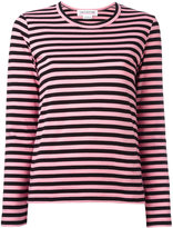 Comme des Garcons striped jumper - women - Cotton - M