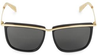 Celine 59MM Square Sunglasses