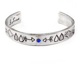 Lulu Frost George Frost G. FROST NATIVE CLASH CUFF