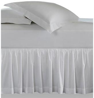 Sferra Celeste Bed Skirt - White King
