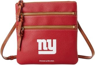 Dooney & Bourke NFL NY Giants Triple Zip Crossbody