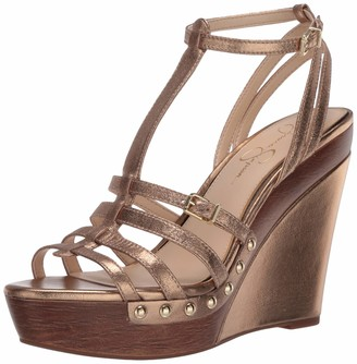 Jessica Simpson Women's Wistah Wedge Sandal